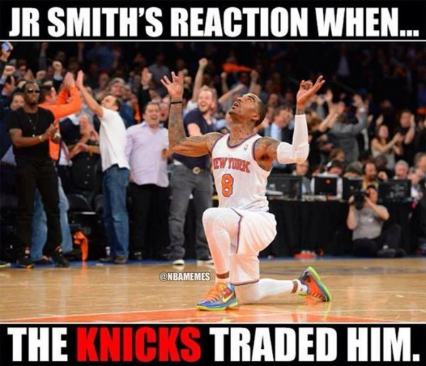 When he got traded