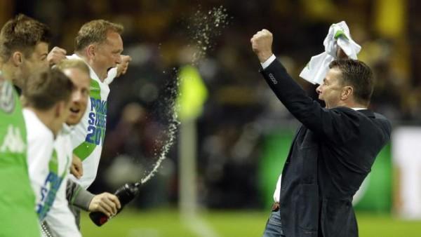 Wolfsburg Win German Cup