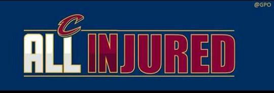 All Injured