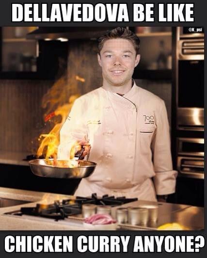 Chef Dellavedova