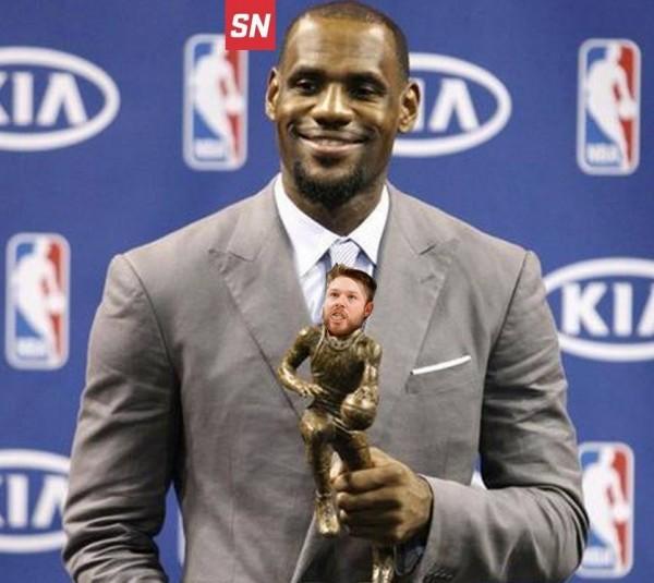 Dellavedova trophy