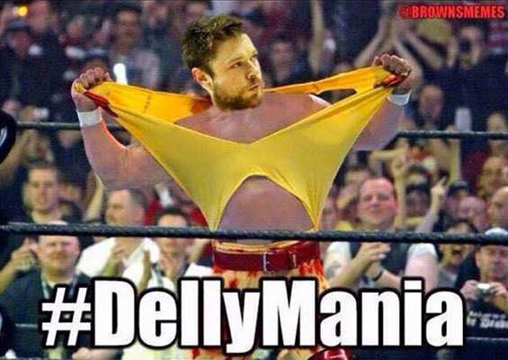 Delly Mania