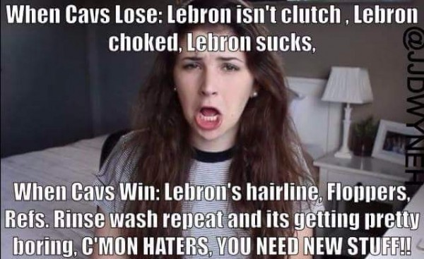 Haters logic