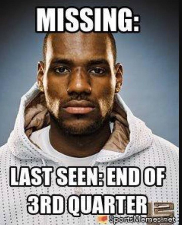Last seen
