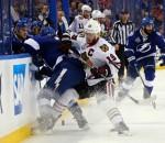 Lightning vs Blackhawks
