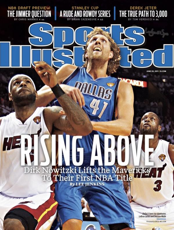 Mavericks Cover