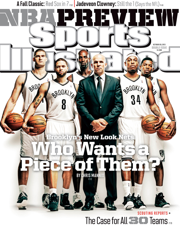 Nets Cover