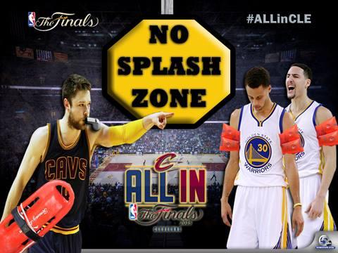 No Splash Zone