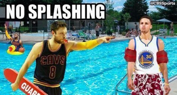 No Splashing