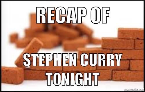 Recap of Curry
