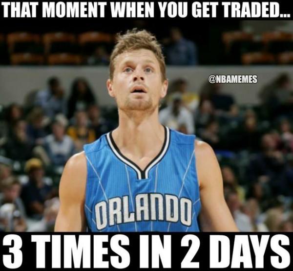 Ridnour traded