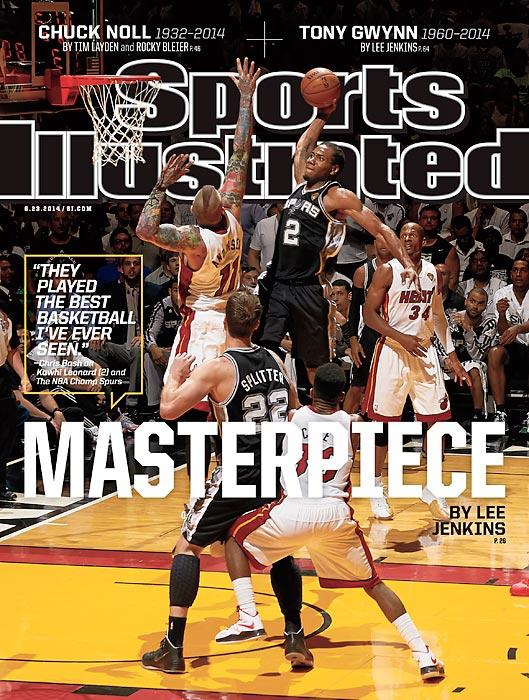 Spurs Cover