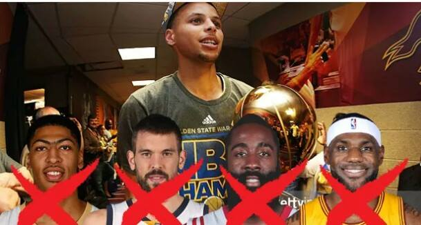 Taking out the All-NBA Team
