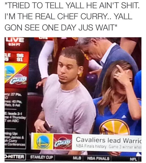 The real Chef Curry