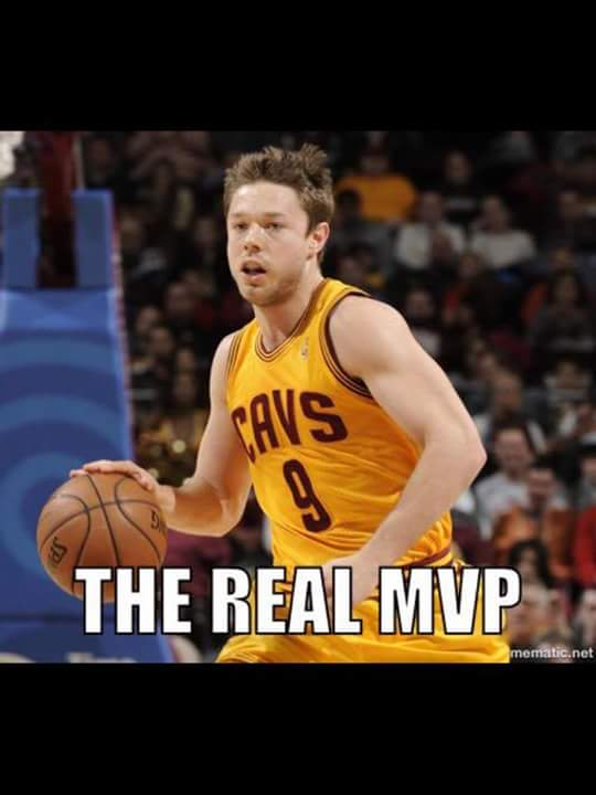 The real MVP