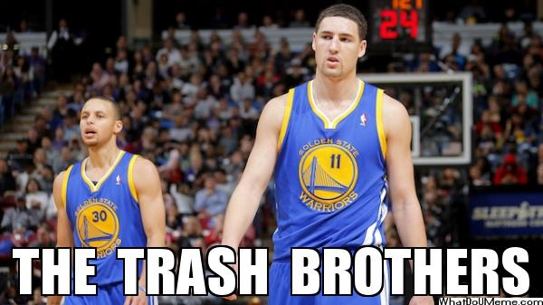 Trash brothers