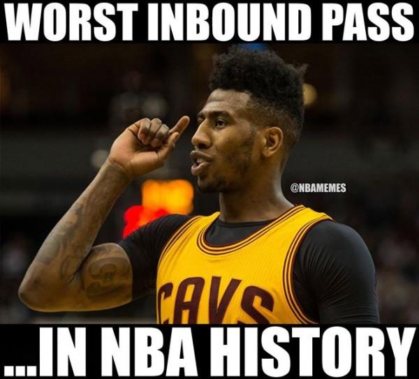 Worst inbound pass