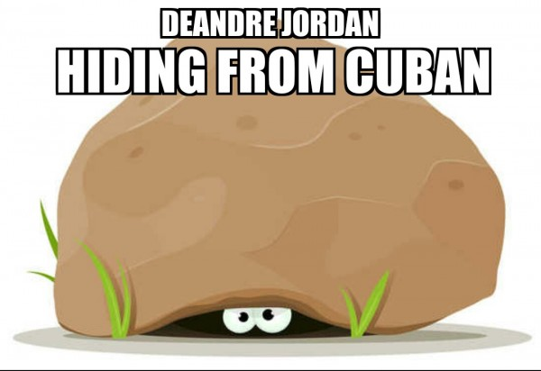 Hiding from Cuban