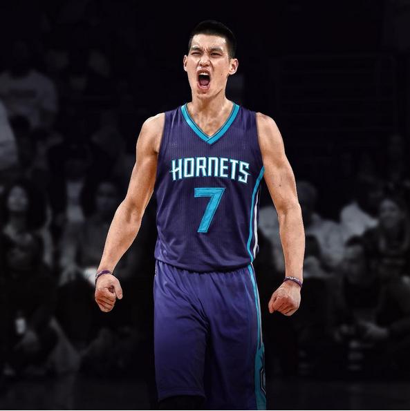 Jeremy Lin Hornets
