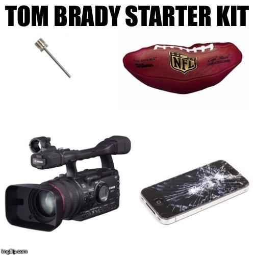 New Brady Kit