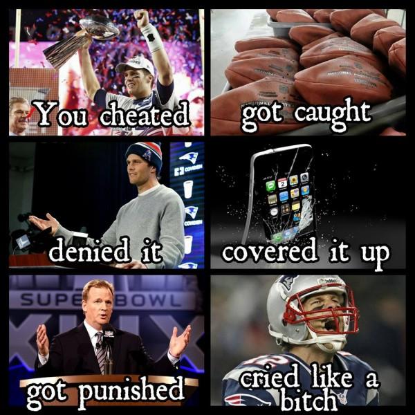 The whole Brady story