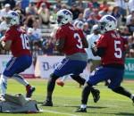 Buffalo Bills quarterbacks