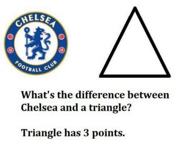 Chelsea & triangle