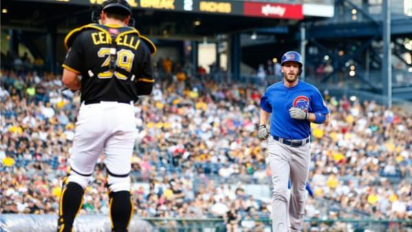 Cubs beat Pirates