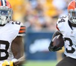Isaiah Crowell, Terrance West