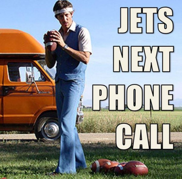 Jets next phone call
