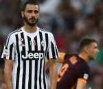 Juventus lose to Roma