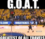 LeBron James GOAT Meme