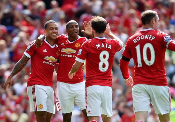 Manchester United beat Tottenham