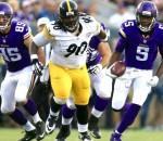 Vikings vs Steelers