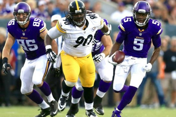 Vikings vs Steelers