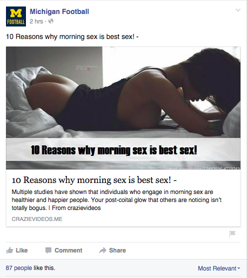 morning sex is the best sex