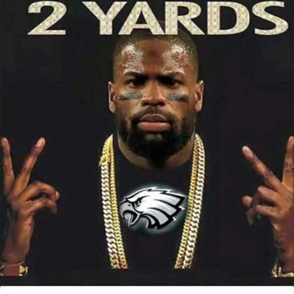 2 Yards
