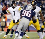 Ben Roethlisberger, New England Patriots, Pittsburgh Steelers