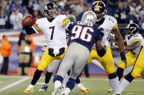 Ben Roethlisberger, New England Patriots, Pittsburgh Steelers
