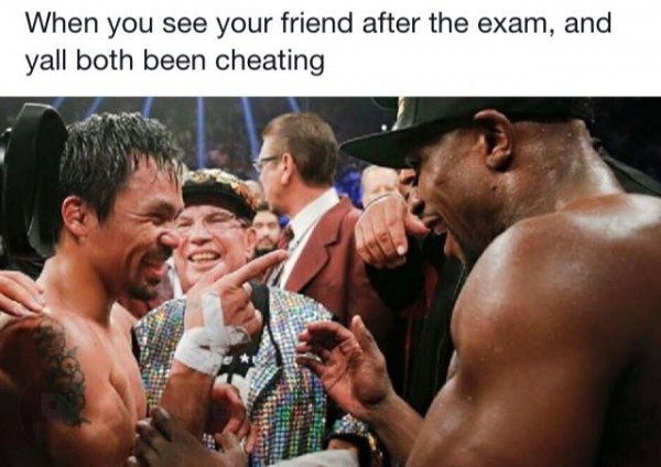 Both been cheating