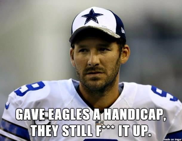 Handicap Romo