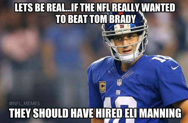 Hire Eli Manning