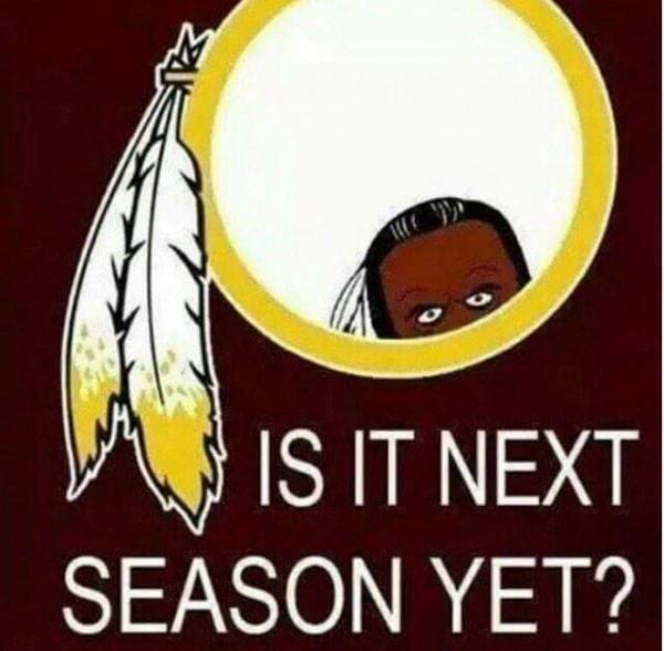 Is it next season yet