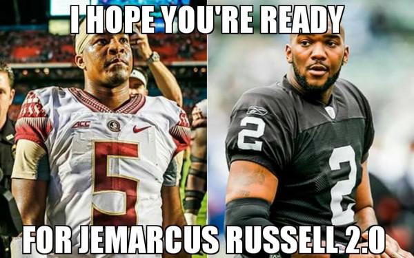 JaMarcus Russell 2.0
