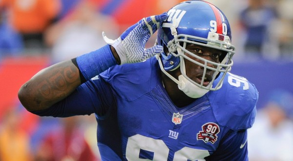 Jason Pierre-Paul Giants