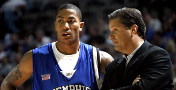 John Calipari at Memphis