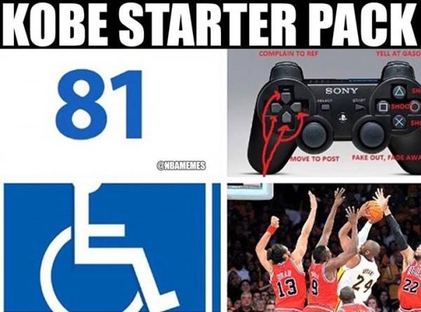 Kobe Starter Pack