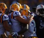 LSU beat Auburn