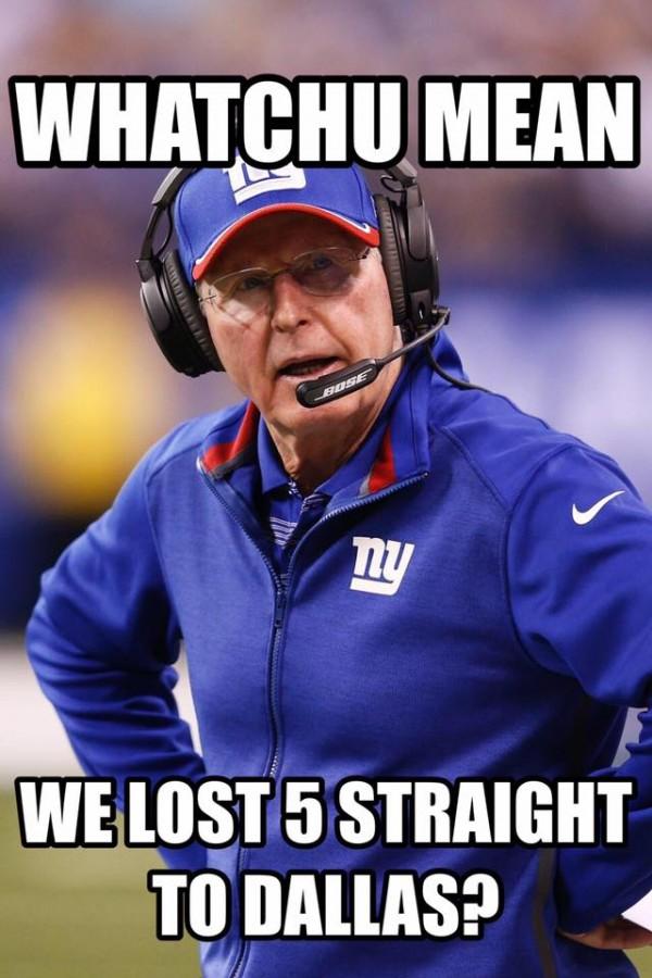 Losing to Dallas
