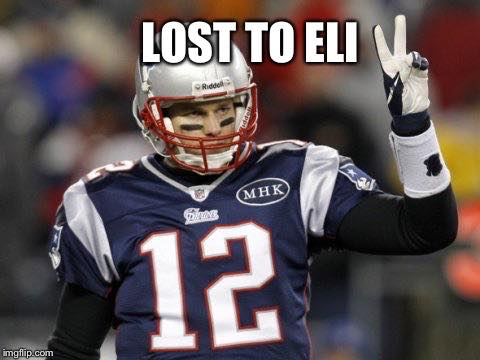 Losing to Eli